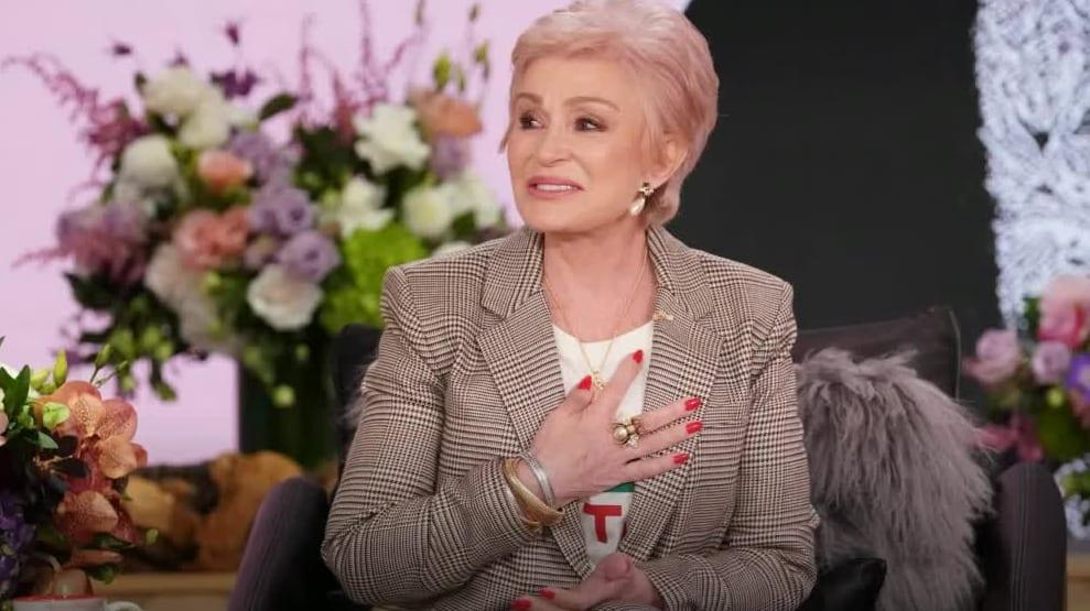 www.yahoo.com: Sharon Osbourne addresses claims she used racist slurs against 'Talk' co-hosts, says they come from 'little people' seeking 'revenge'