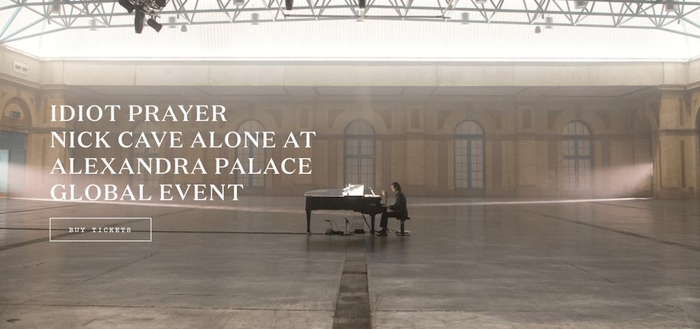 Nick Cave Announces Solo Piano Concert Livestream, Shares Trailer ...