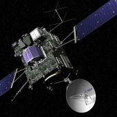 European Space Agency Ends Rosetta Space Mission