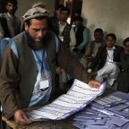 At least 15 killed by suicide bomber at polling station during Afghanistan parliamentary election vote