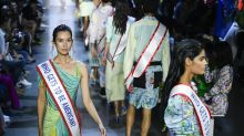 How New York Fashion Week is taking a stand against Trump
