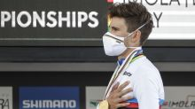 Mondiali ciclismo su strada, Filippo Ganna nella storia
