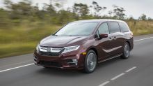 Honda recalls over 50,000 Odysseys because the transmission may unexpectedly shift to Park