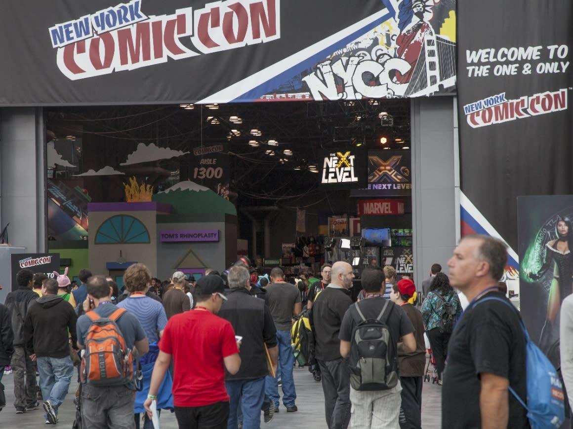 New York Comic Con Cancels Physical Event Over Coronavirus