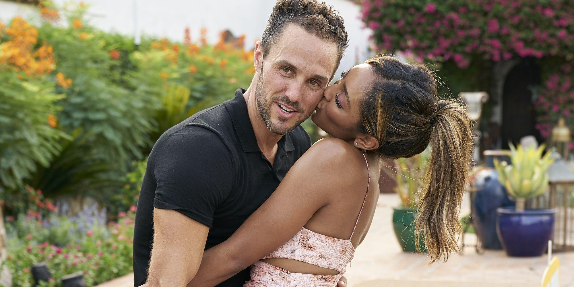 Are Tayshia Adams And Zac Clark Still Together After 'The Bachelorette'  Finale?