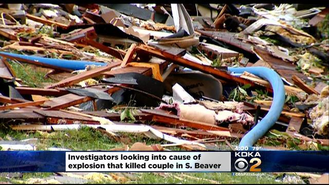 2 Dead In Beaver County Home Explosion