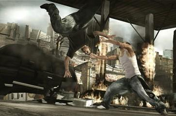 Def Jam: Icon demo thugs it out tomorrow