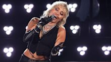 Miley Cyrus Performs Classic Rock Hits During NCAA Men's Final Four Concert: 'Miley Madness'