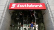 Canada's Scotiabank fourth-quarter earnings up 4 percent