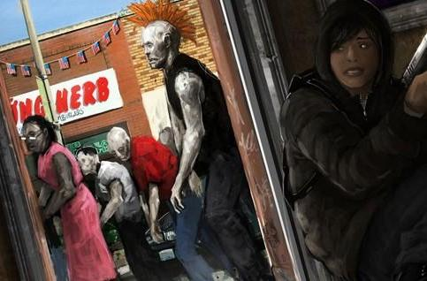 Undead Labs' writer talks story in zombie MMOs