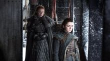 Maisie Williams pays a bloody farewell to Game of Thrones