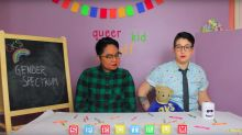Here's A Great Way To Talk To Kids About The Gender Spectrum
