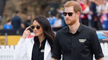 Meghan Markle Used Accessories to Stand Out While Twinning with Harry at This Invictus Games Event