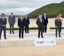 G7 unveil West's rival to China's Belt and Road scheme with $40 trillion green investment