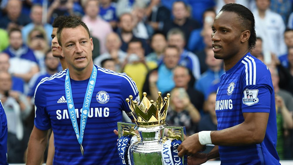 Bei Chelsea-Ankunft: Didier Drogba kannte John Terry nicht