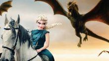 Así serían las Princesas Disney dentro del universo de Juego de tronos