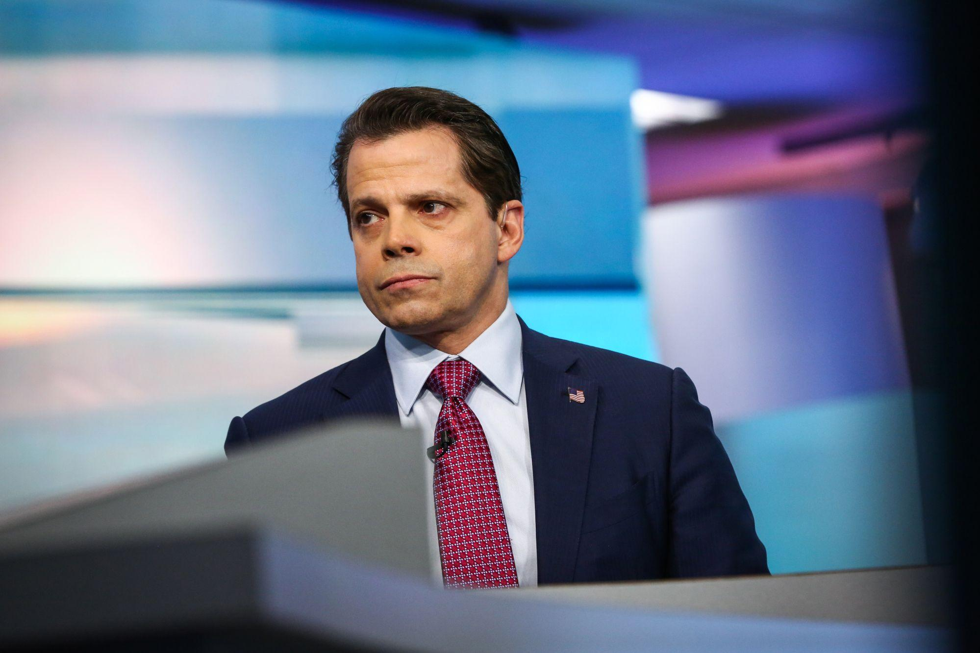 Scaramucci Urges Other GOPers To Dump Trump Publicly Like They Have Privately