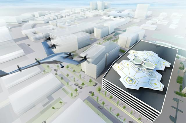 Uber loses its flying taxi chief