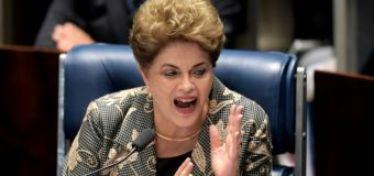 Brazil Senate braces for Rousseff impeachment vote