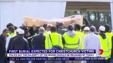 First funeral for Christchurch victims