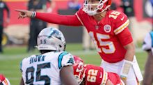 Anatomy of a Play: How Patrick Mahomes put himself in motion on 'Ferrari Right'