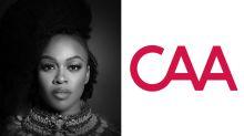 CAA Signs 'Coming 2 America' Actress Nomzamo Mbatha