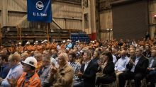 Steel company leaders talk state of the industry