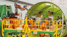 Boeing was warned its 'inside-outside' robot plan for 777X assembly would fail
