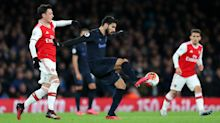 Andre Gomes thrilled to be back despite Everton defeat at Arsenal
