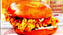 Popeyes sales surge an eye-popping 34% amid chicken sandwich craze