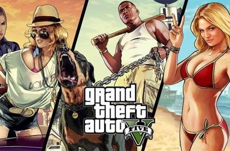 Carjackings overthrow duty as GTA5 takes top spot on Xbox Live