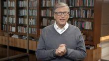 Bill Gates se dice optimista por la pandemia del coronavirus