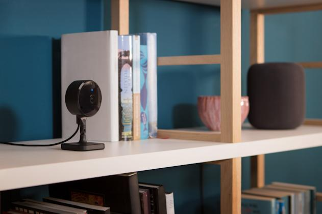 Eve's HomeKit-only indoor security camera arrives on June 23rd
