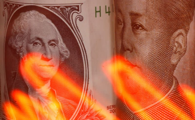 In China, fears of financial Iron Curtain as U.S. tensions rise