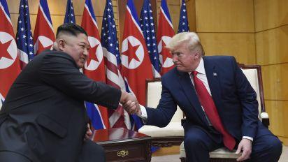 N. Korea: U.S. talks could resume in a 'few weeks'