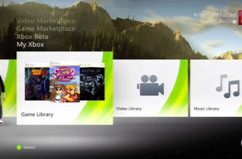 New Xbox Dashboard adds updated piracy measures
