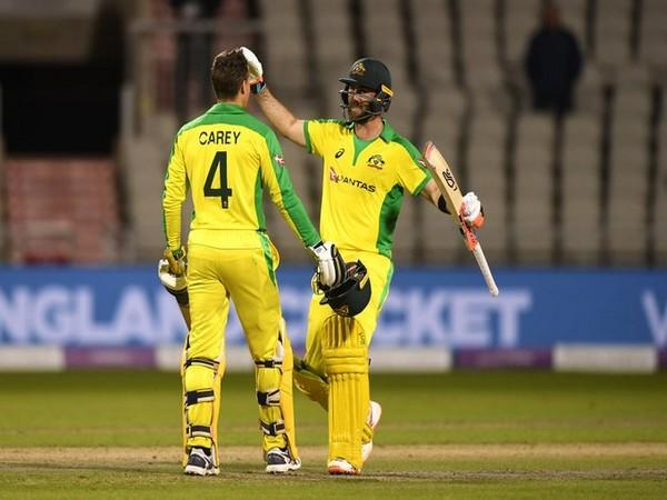 Maxwell, Carey tons guide Australia to series win over England