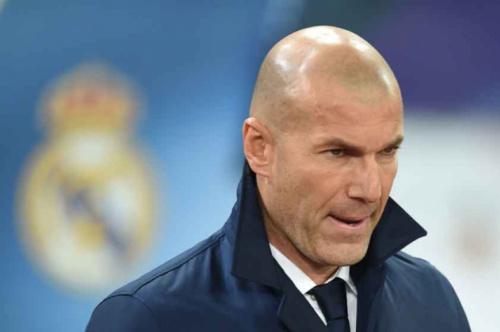 Zidane não entende tropeços, mas mostra tranquilidade e confiança