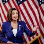 Pelosi urges stronger U.S. federal response to coronavirus