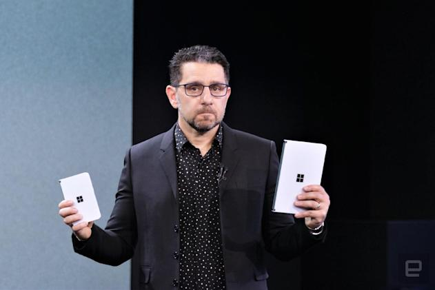 Here's everything Microsoft announced at its Surface event