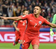 Sanchez flashes his value in Chile's Confederations Cup tie with Germany