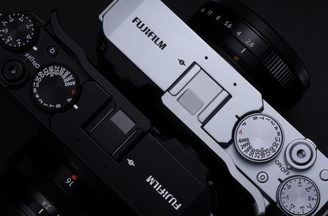 Fujifilm's mid-range X-E4 has a new design and X-Trans 4 sensor