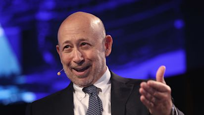 Goldman Sachs CEO: 'Of course we lobby'