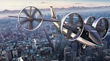 Unveiling: Bell shows off new air taxi concept