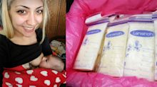 Meet the mum-of-two making thousands by selling her breast milk to men