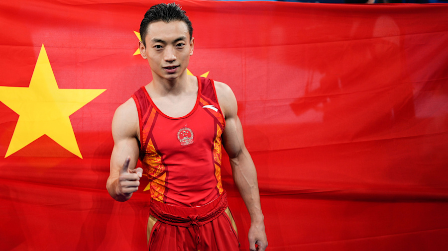 Sorry, America: China leads real medal count