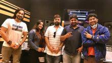 Kumar Deepak's new song 'Chutki Main' recording completed in Swati Sharma, Bishwajit Ghosh's voices