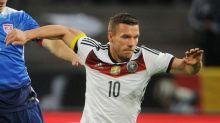 Report: FC Cincinnati one of two MLS clubs chasing World Cup winner Lukas Podolski