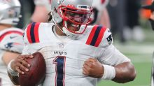 Cam Newton open to rejoining New England Patriots