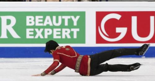 Pat. artistique - ChM (H) - Patinage artistique : Yuzuru Hanyu en or avec un record du monde à la clé